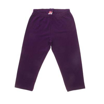 Бриджи для девочки, рост 140 см (72), цвет фиолетовый