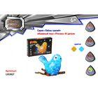 """Пазл 3D кристаллический, """"Птичка"""", световые эффекты, 43 детали, цвета МИКС"""