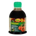 Удобрение органоминеральное жидкое Малышок в бутылках Для томатов и перцев, 250 мл