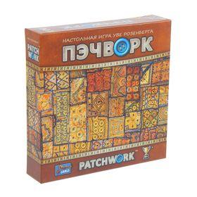 """Настольная игра """"Пэчворк"""""""