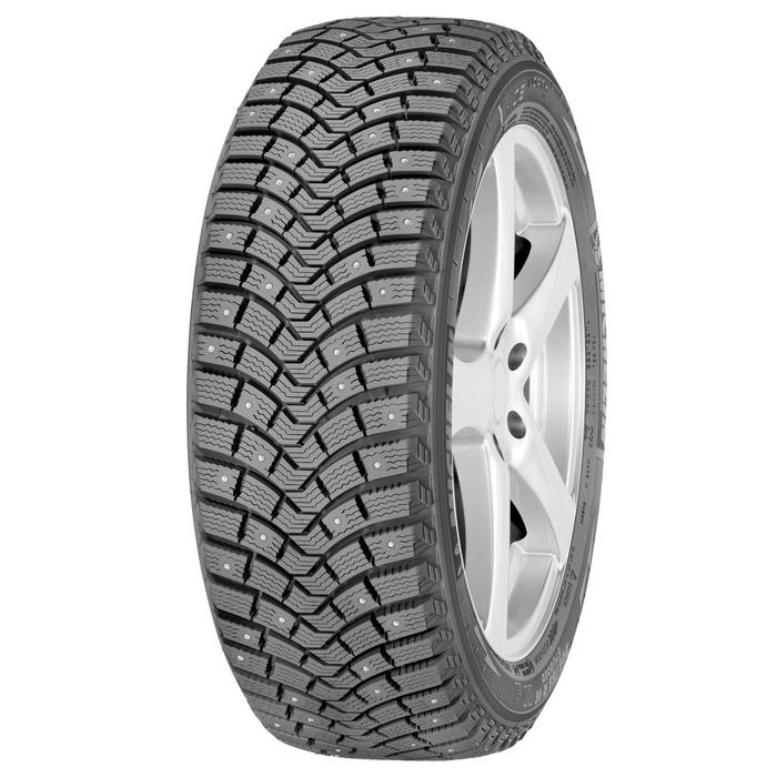 Зимняя шипованная шина Michelin X-Ice North XIN2 GRNX XL 195/55 R15 89T