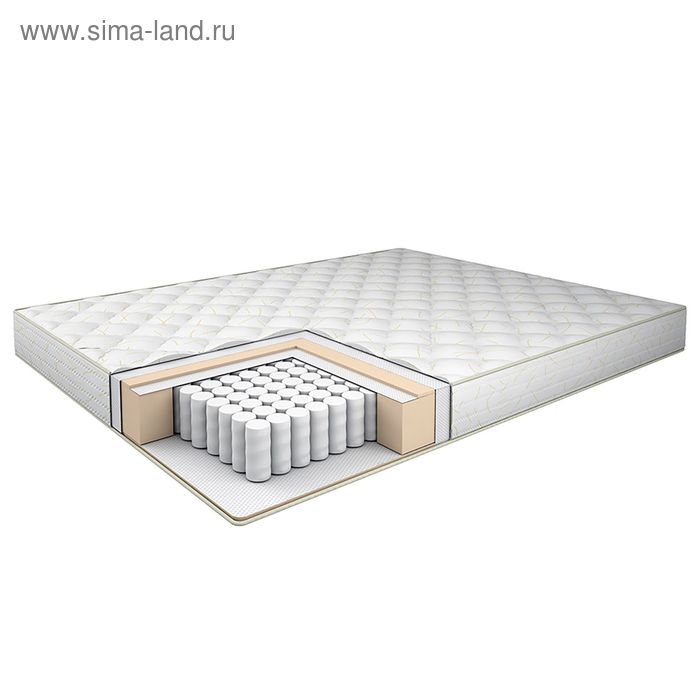 "Матрас СонRise ""Eco Comfort"", размер 120х195 см, высота 16 см"