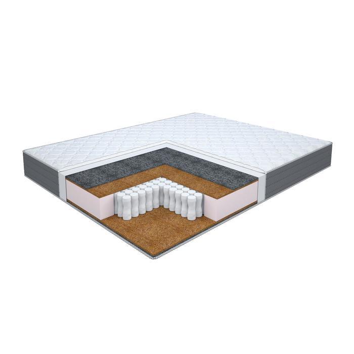 """Матрас СонRise """"Lux Soft"""", размер 120х200 см, высота 18 см"""