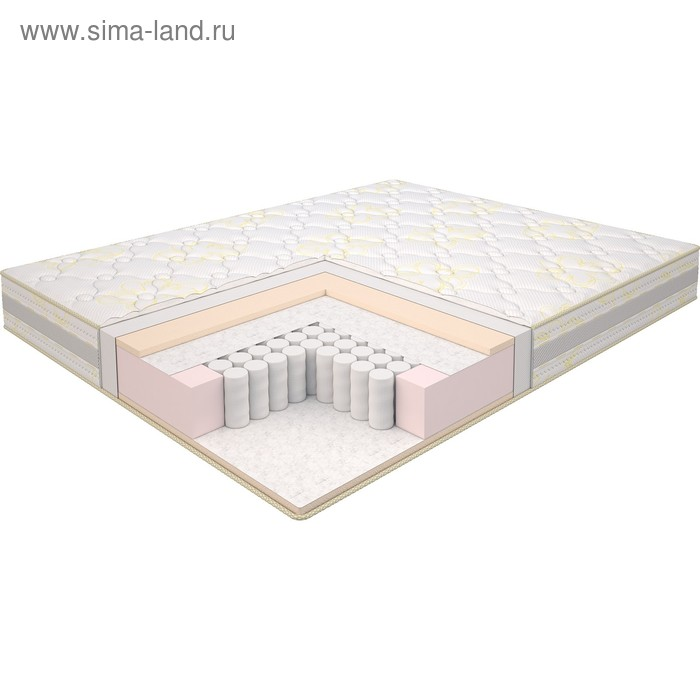 """Матрас Modern """"Comfort"""", размер 120х200 см, высота 19 см"""