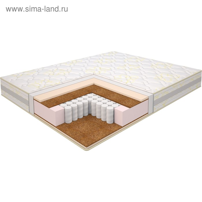 """Матрас Modern """"Lux Comfort"""", размер 200х200 см, высота 21 см"""