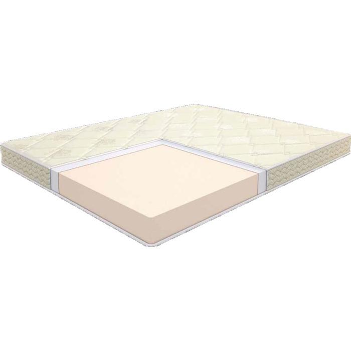 """Матрас беспружинный Ultra """"Eco Foam"""", размер 140х195 см, высота 14 см"""