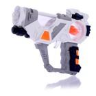 """Пистолет """"Космобластер"""", световые и звуковые эффекты, работает от батареек"""