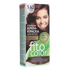 Стойкая крем-краска для волос Fitocolor, тон бургунд, 115 мл