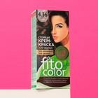 Стойкая крем-краска для волос Fitocolor, тон мокко, 115 мл