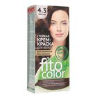 Стойкая крем-краска для волос Fitocolor, тон шоколад, 115 мл