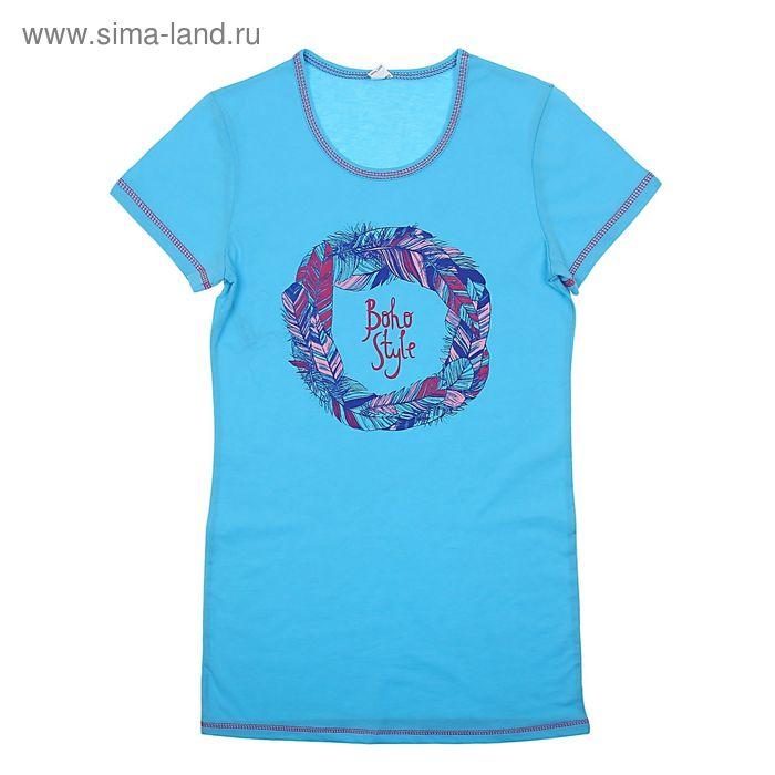 Сорочка для девочки, рост 158 см (80), цвет МИКС (арт. 791-15)