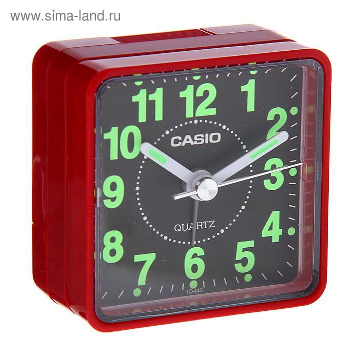 Будильник Casio TQ-140-4E