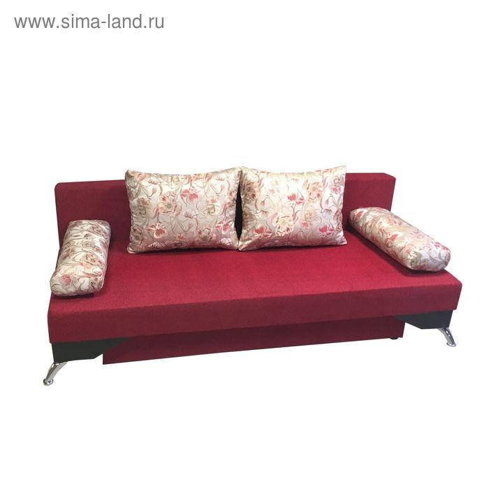 Прямой диван механизм Еврокнижка Лайт 2