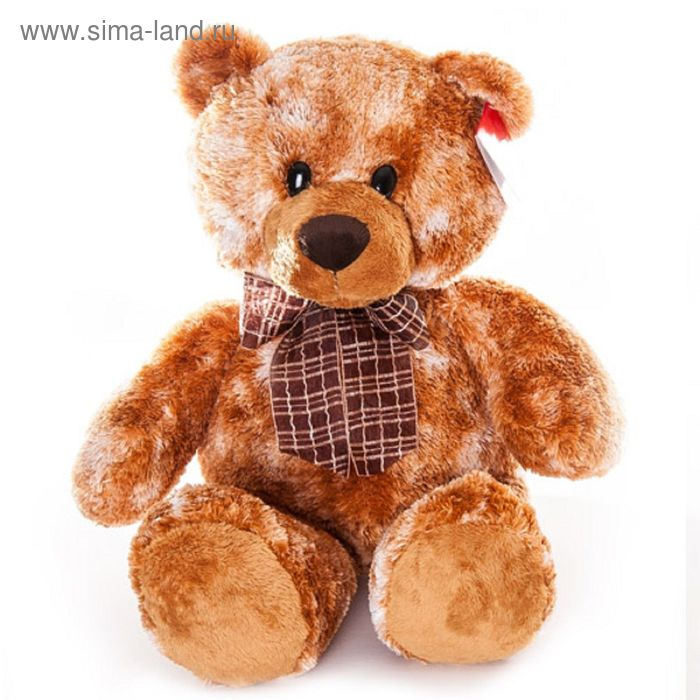 """Мягкая игрушка """"Медведь"""", цвет коричневый"""