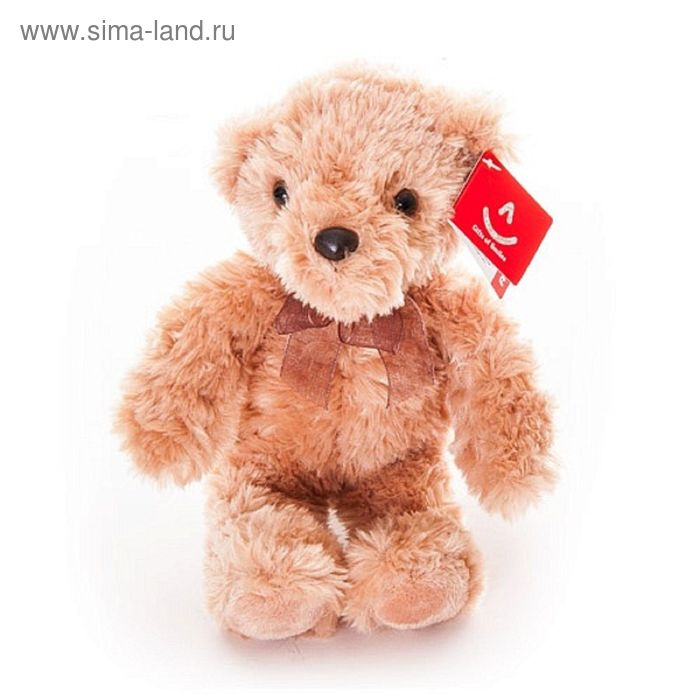 """Мягкая игрушка """"Медведь"""", цвет светло-коричневый"""