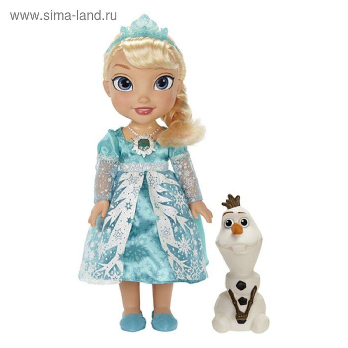 """Кукла функциональная """"Эльза"""""""