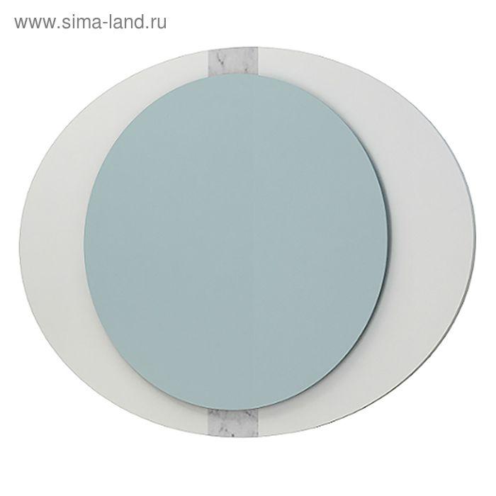 """Зеркало """"Кальдео 90 LED"""", белое"""