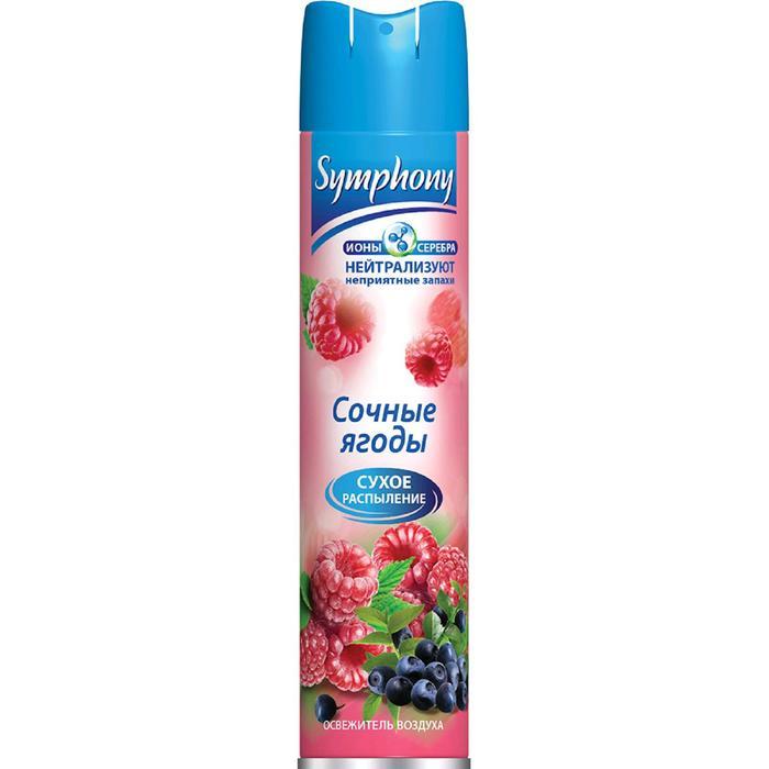 Освежитель воздуха Symphony Сочные ягоды, 300 мл
