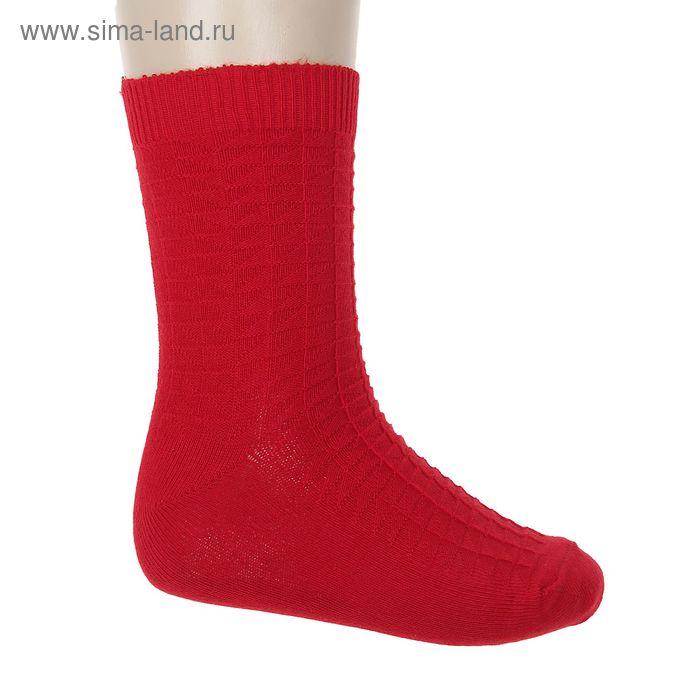"""Носки """"3Д"""", размер 18-20, цвет фуксия 002"""