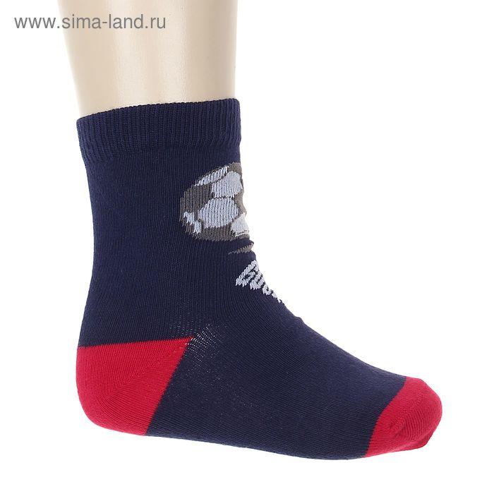"""Носки """"Мячик"""", размер 18-20, цвет тёмно-синий 002/9"""