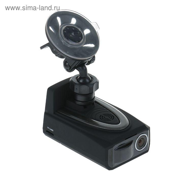 """Видеорегистратор с радар-детектором Artway MD-101, GPS, 2"""" TFT, обзор 140°, 1280х720 HD"""