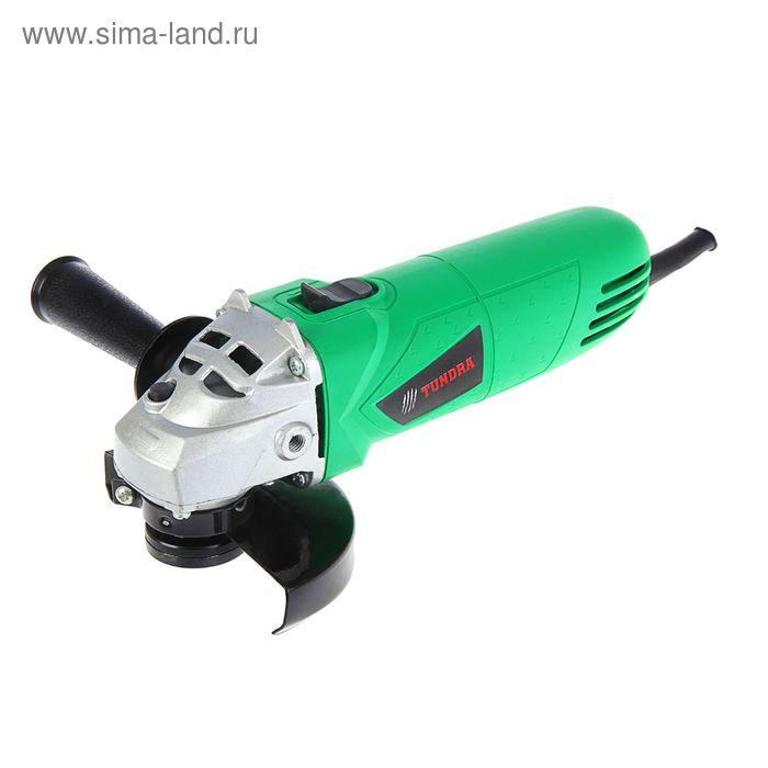Угловая шлифмашина TUNDRA basic US-001-500, 500 Вт, 12000 об/мин, 115 мм