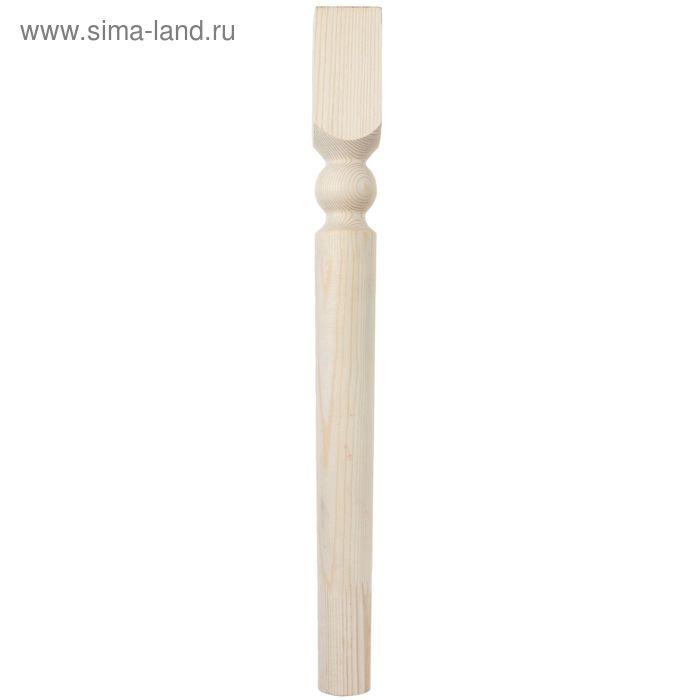 Ножка для табурета тип-2 45х45х450 мм