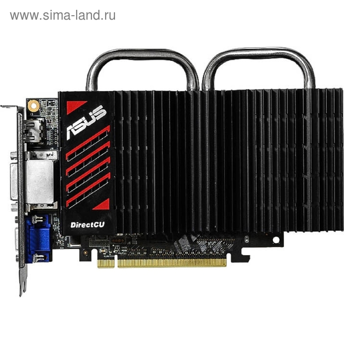 Видеокарта Asus nVidia GeForce GT 740 2048Mb 128bit DDR3
