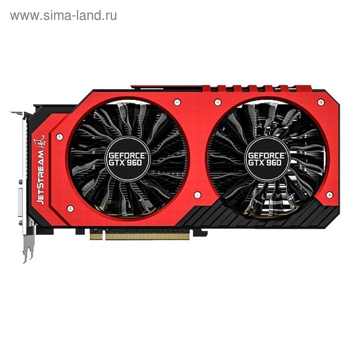 Видеокарта Palit nVidia GeForce GTX 960 2048Mb 128bit GDDR5