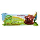 """Баточник Брауни """"Петродиет"""" """"Баланс калорий"""" шоколадный с протеином, 50 г"""