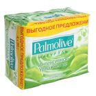 """Мыло Palmolive """"Натурэль"""" Интенсивное Увлажнение, экстракт оливы, 4*90 г"""