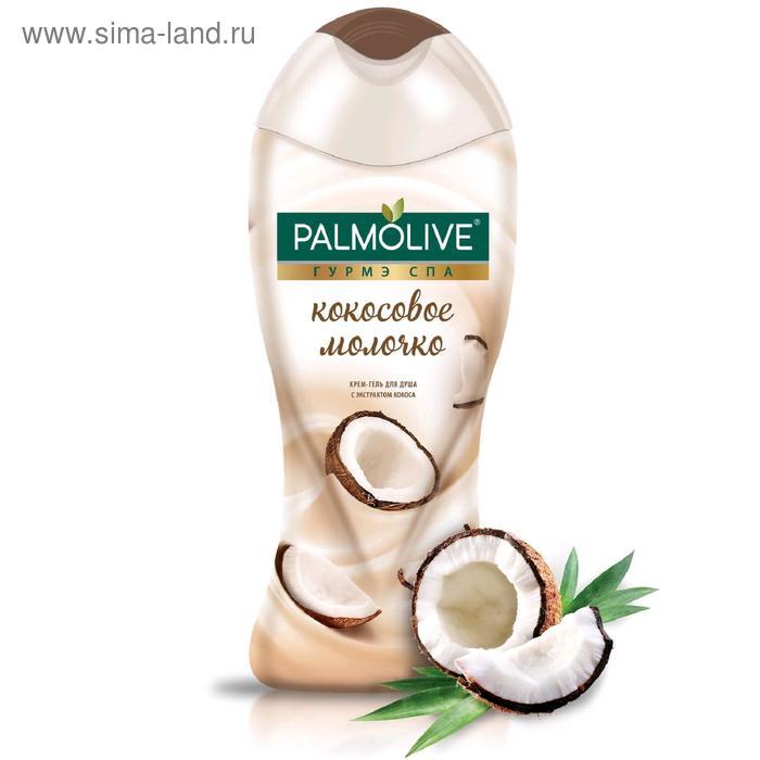 """Гель для душа Palmolive """"Tермал СПА. Обновление Кожи"""", экстракт кокоса, 250 мл"""