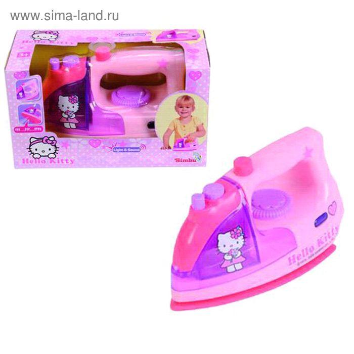 Утюг Hello Kitty