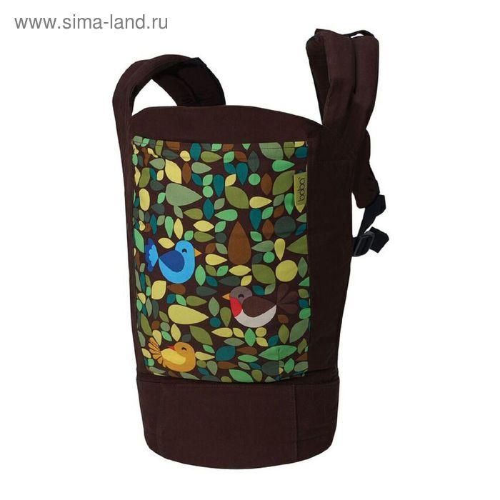 Эрго-рюкзак Boba Carrier расцветка Tweet