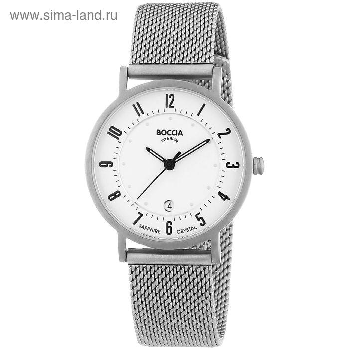 Часы наручные BOCCIA 3154-07