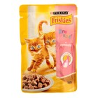 Влажный корм FRISKIES для котят, курица, пауч, 100 г