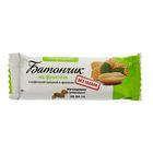 """Батончики """"Петродиет"""" с вафельной крошкой и арахисом на фруктозе, 35 гр"""
