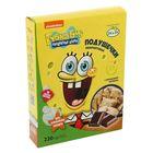 Подушечки амарантовые  «Губка Боб» с шоколадной начинкой, витаминизированные, 220 гр