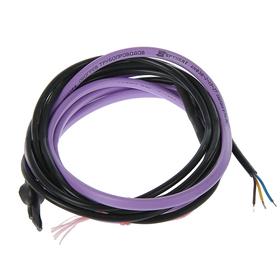 Греющий кабель SpyHeat 'Поток' SHFD-12-25-2, комплект, 2 м, 25 Вт Ош