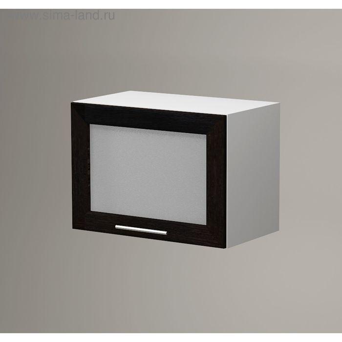 Шкаф навесной 360*500*300 Рамка Венге