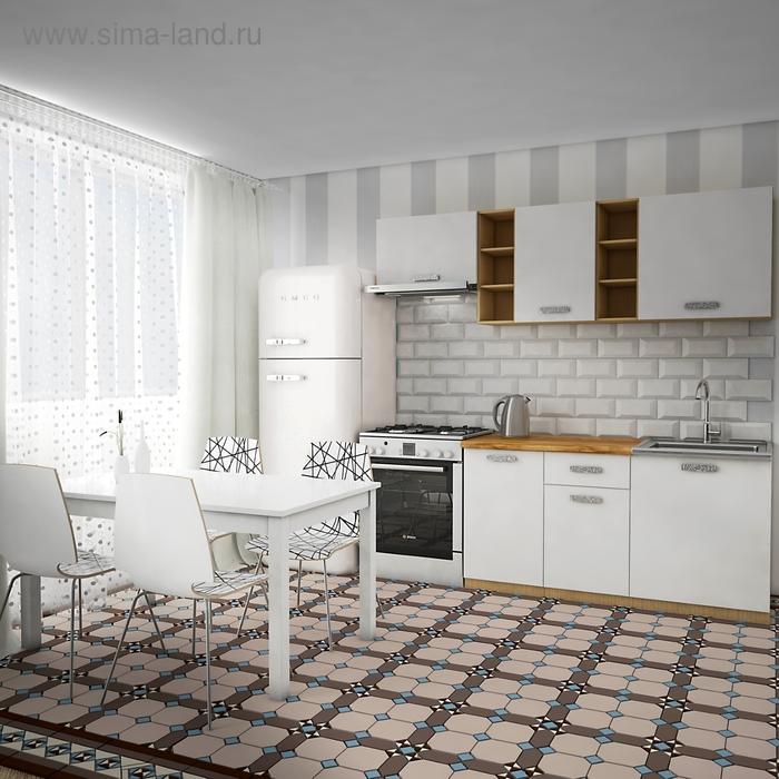 Кухонный гарнитур Флим Верх 1800 Низ 1300