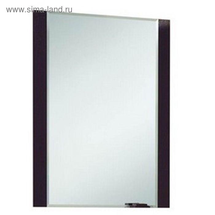 """Зеркало """"Альпина 65"""", цвет венге, Акватон"""