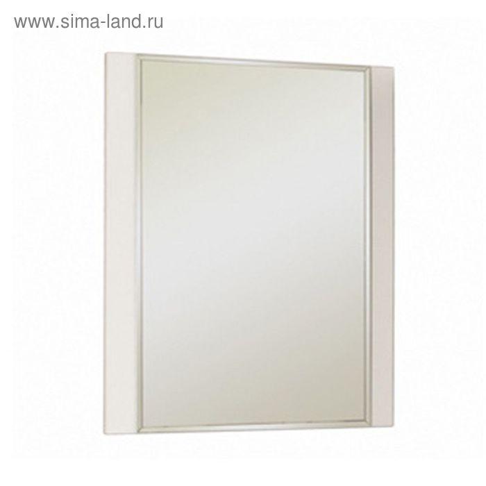 "Зеркало ""Ария 65"", белое, Акватон"