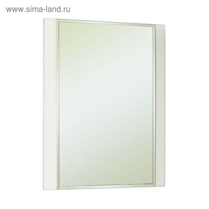 "Зеркало ""Ария 80"", белое, Акватон"