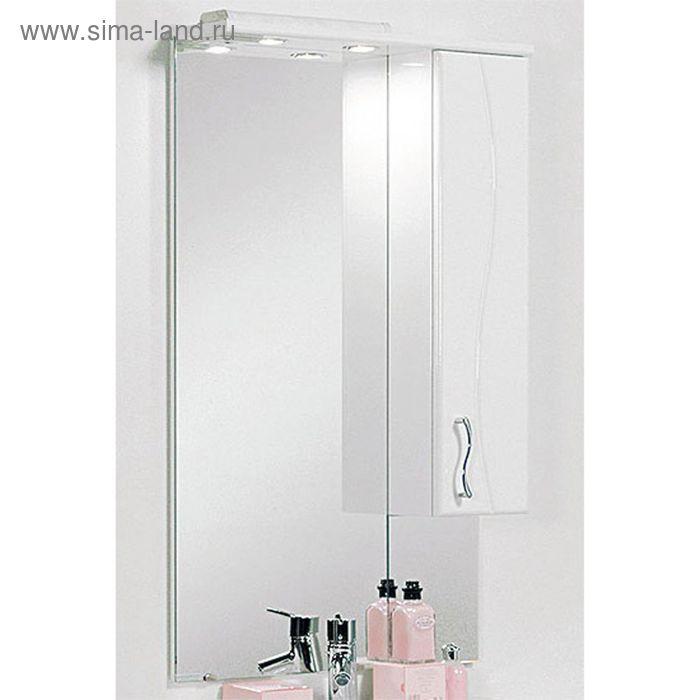 Зеркало со шкафом Акватон Дионис М правое