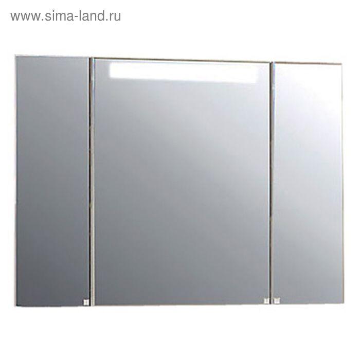 Зеркало со шкафом Акватон Мадрид 100 со светильником