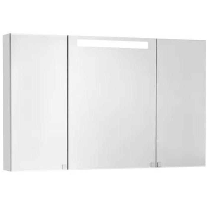 """Зеркало-шкаф """"Мадрид 120"""" со светильником"""