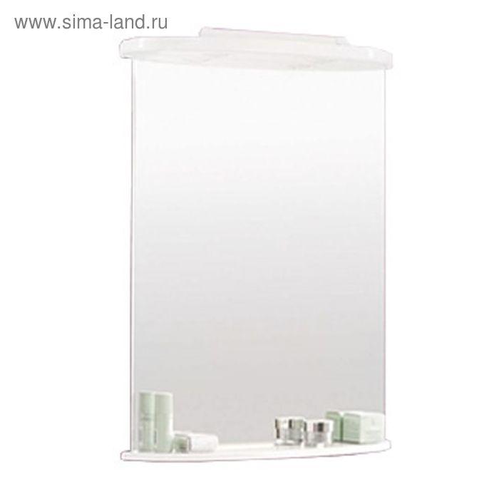 Зеркало-полка Акватон Минима-65 белое