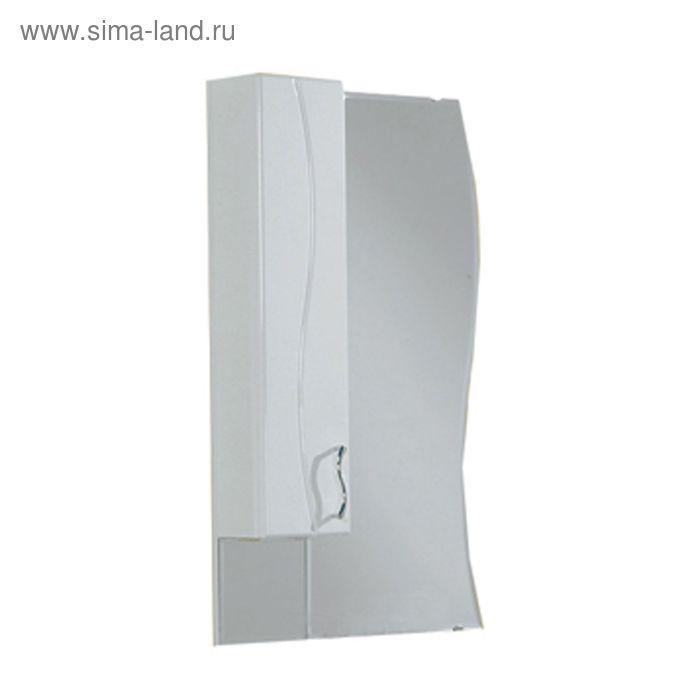 Зеркало-шкаф Акватон Дионис 60-2BS левое без светильника