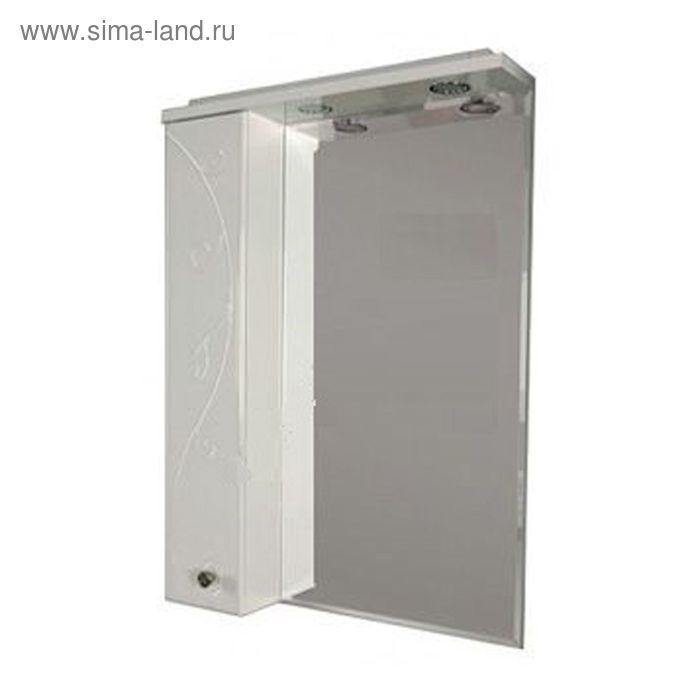 Зеркало-шкаф Акватон Лиана 60 левое